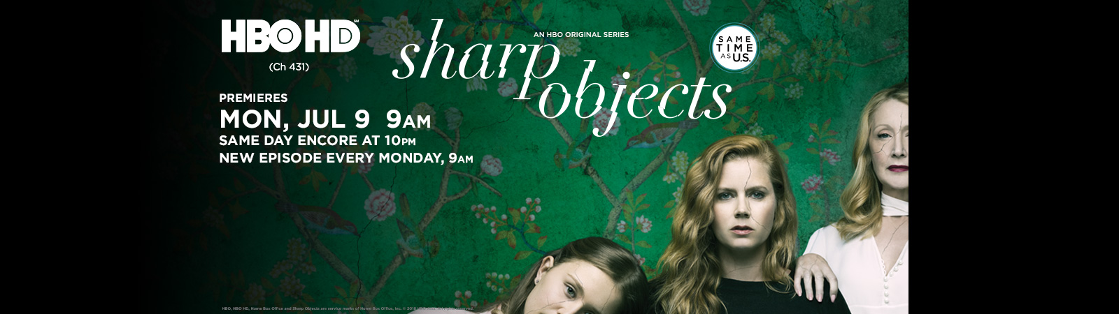 HBO - Sharp Objects