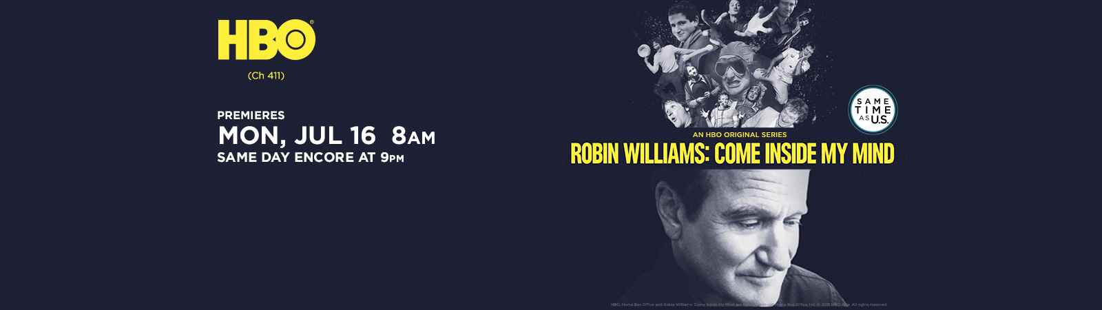 HBO - Robin Williams