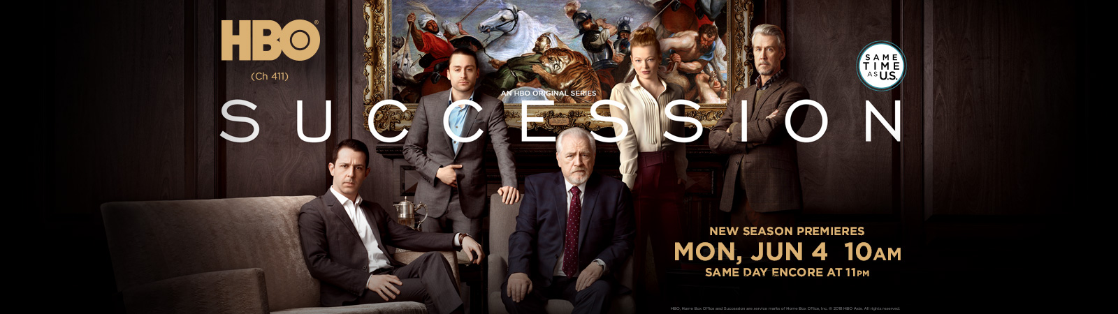 HBO - Succession  S2