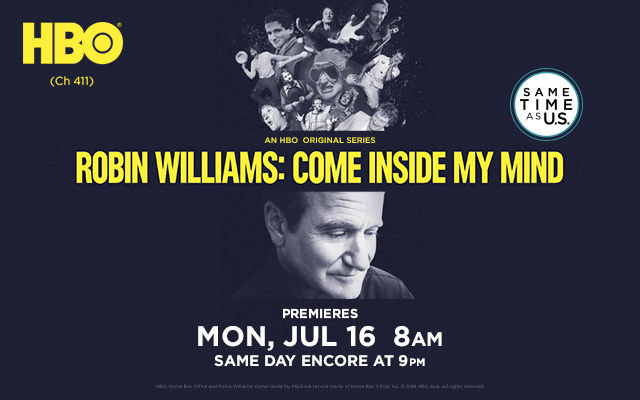 HBO - Robin Williams  Mobile