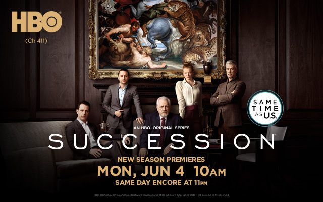 HBO - Succession  S2 Mobile